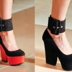 Обувки с платформа