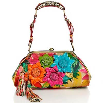 Чанта с летни мотиви