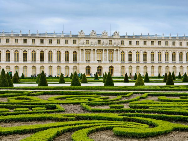 Версайския Дворец във Франция