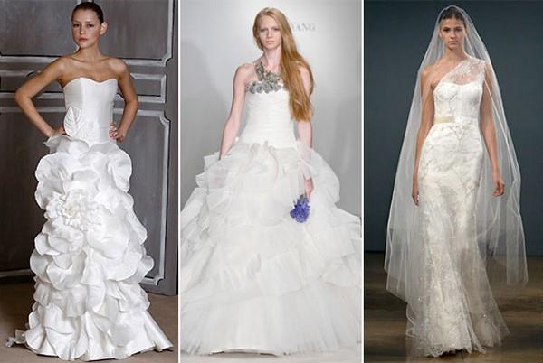 Дизайнерски булчински рокли