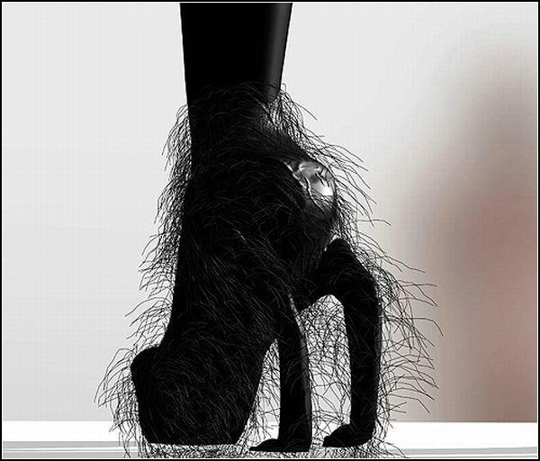 Шантави обувки