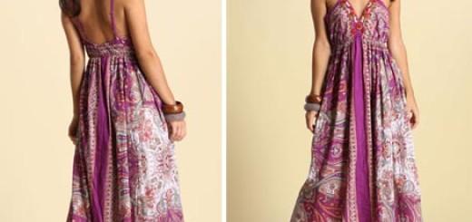 как да изберем цвя за дрехите си