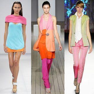 модни тенденции за 2012