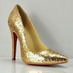 Блестящи обувки