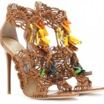 Плетени сандали