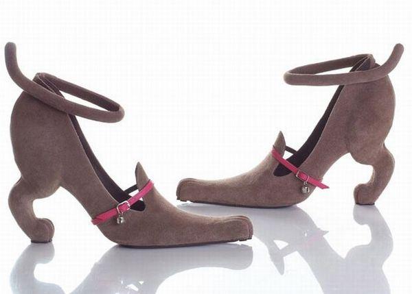 обувка котка