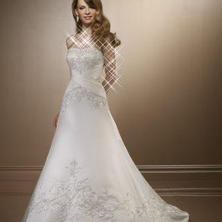 A Образна булчинска рокля