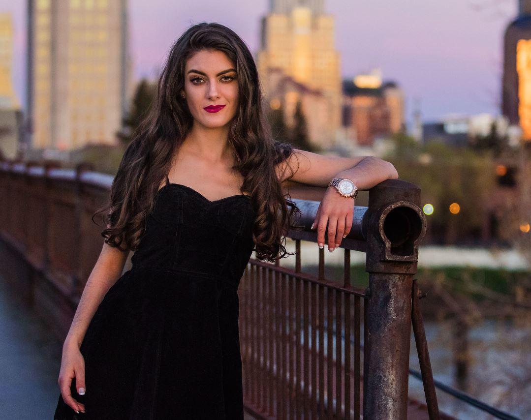 малка черна рокля тийн