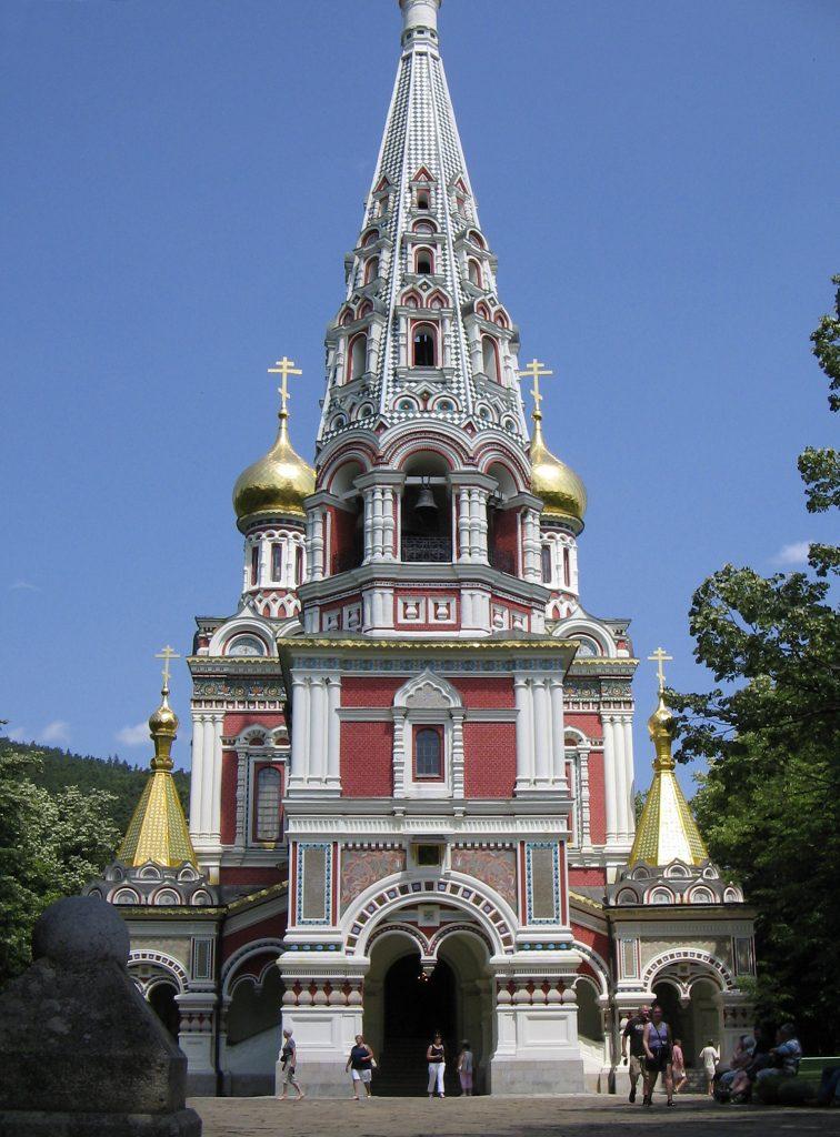 шипка златната църква