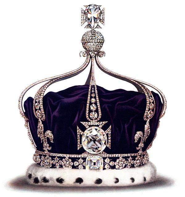 кохинор с короната