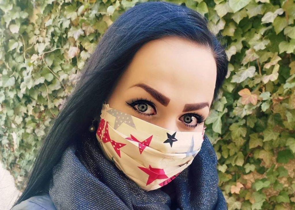 нова маска за лице